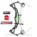 Łuk bloczkowy Carbon ELEMENT G3 Hoyt 28 29 30 - 60# Czarny Element black out